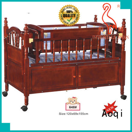baby cots and cribs hot sale anti-mosquito Aoqi Brand company