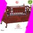 metal baby crib online braking inside Aoqi company