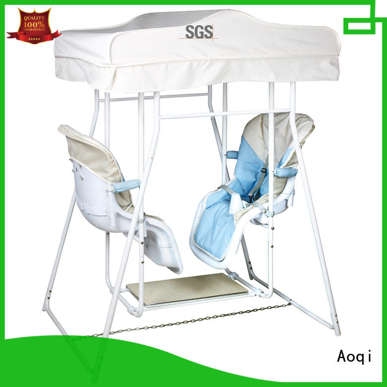 Aoqi hot selling baby chair swing seat for babys room