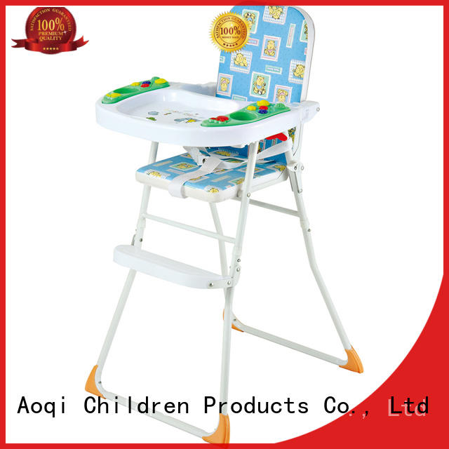Aoqi baby dinner chair customized for infant