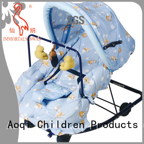 swing portable baby rocking chairs for sale bouncer foldable Aoqi Brand
