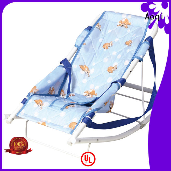 rest designed baby bouncer and rocker Aoqi Brand