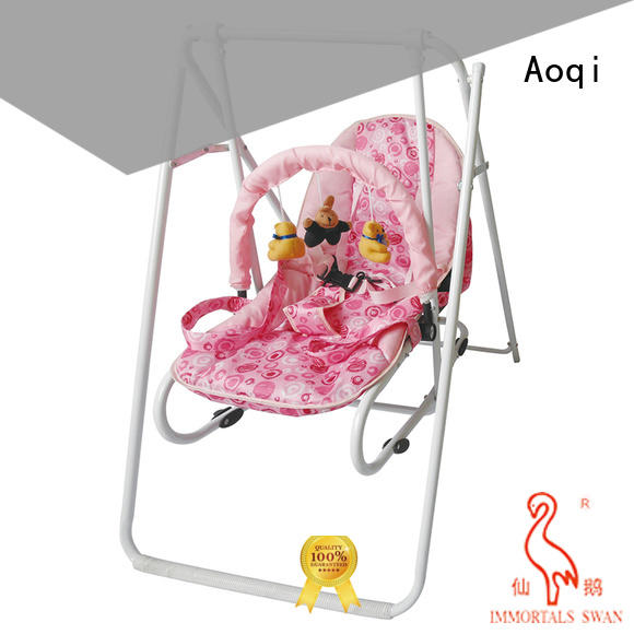 Aoqi baby musical swing chair inquire now for babys room