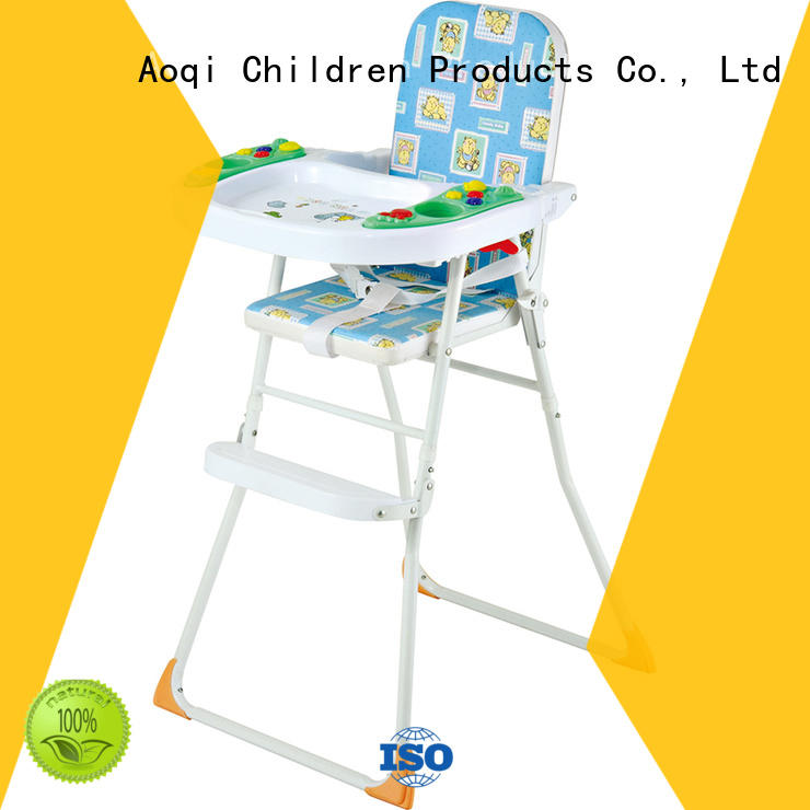 Aoqi special child high chair manufacturer for home