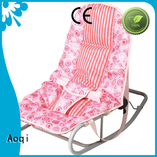 toddler Custom multifunctional baby bouncer and rocker musical Aoqi