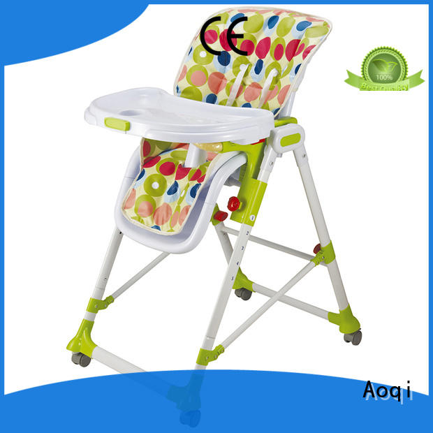 wheels baby dinner chair series for infant
