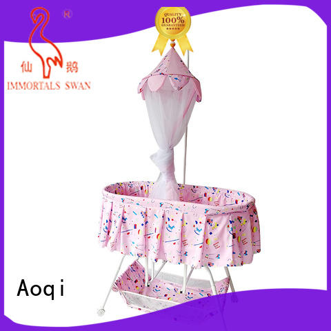 wooden baby crib for sale inside for kids Aoqi