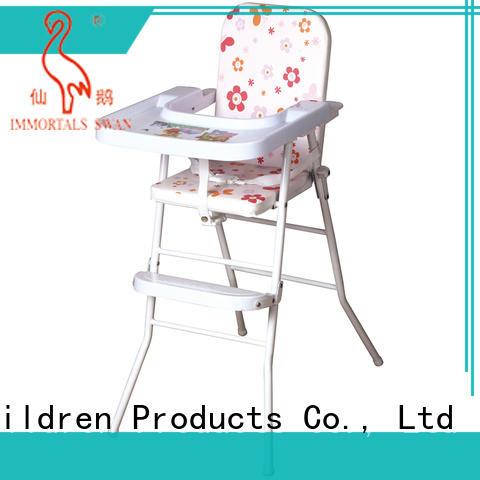 foldable baby feeding high chair manufacturer for livingroom