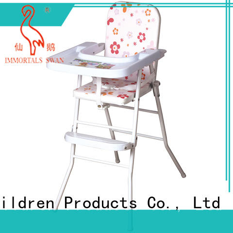 foldable baby feeding high chair manufacturer for livingroom