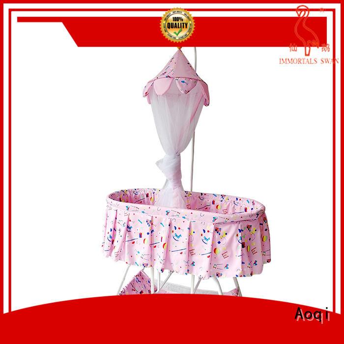 baby cots and cribs basket crib Aoqi Brand company