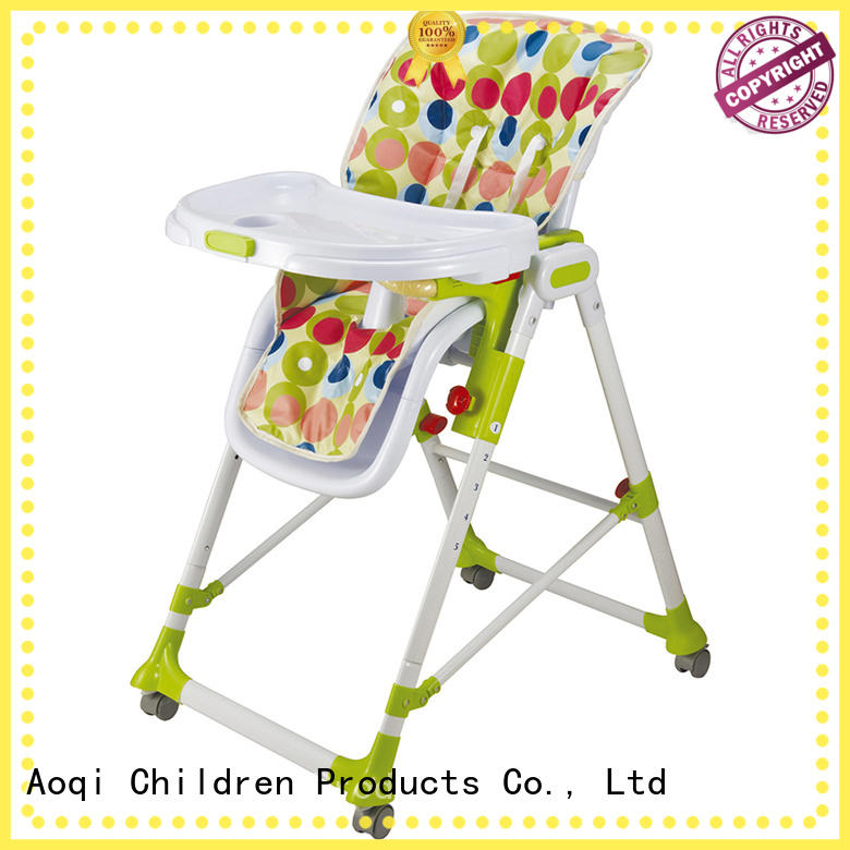 Aoqi dining baby dinner chair from China for livingroom