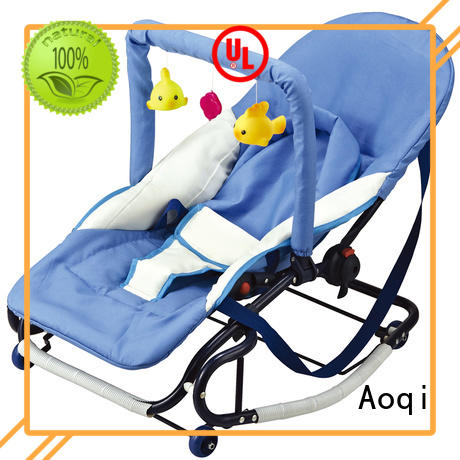 hanging rest portable Aoqi Brand baby bouncer and rocker