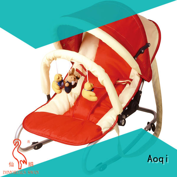 Aoqi baby bouncer with music wholesale for toddler