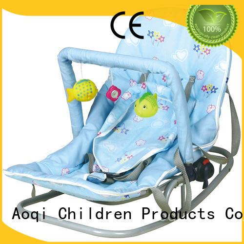 Aoqi baby bouncer and rocker personalized for home