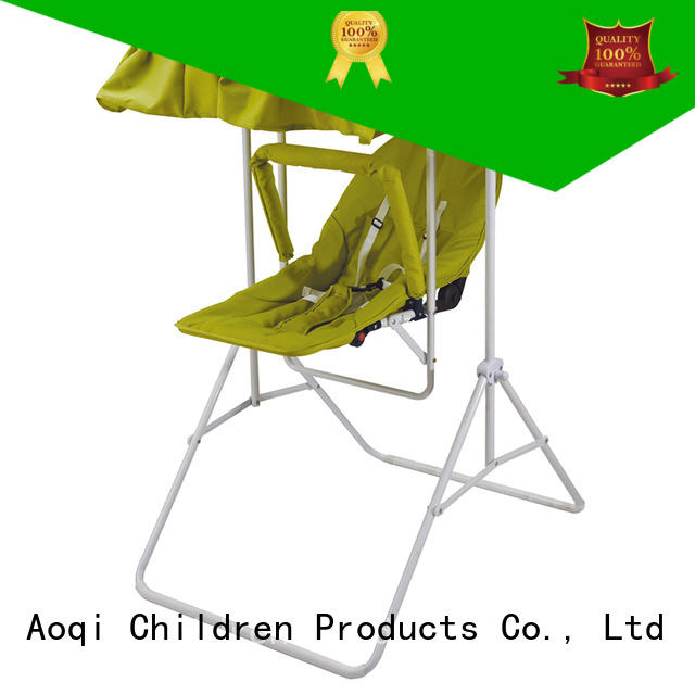 baby swing chair online safe high quality standard Aoqi Brand cheap baby swings for sale