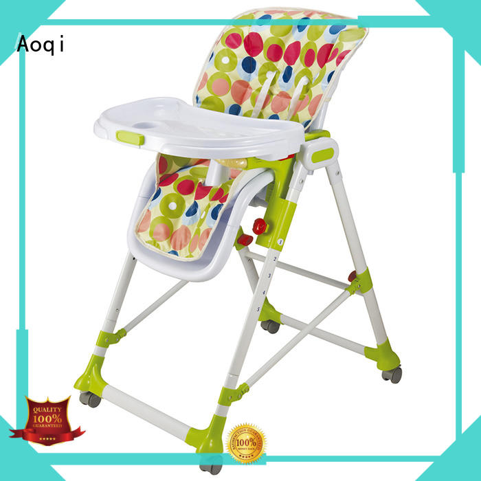 Aoqi child high chair directly sale for infant