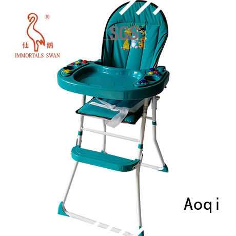 Wholesale high quality child high chair Aoqi Brand