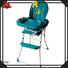 Aoqi Brand stable high quality high chair price metal supplier