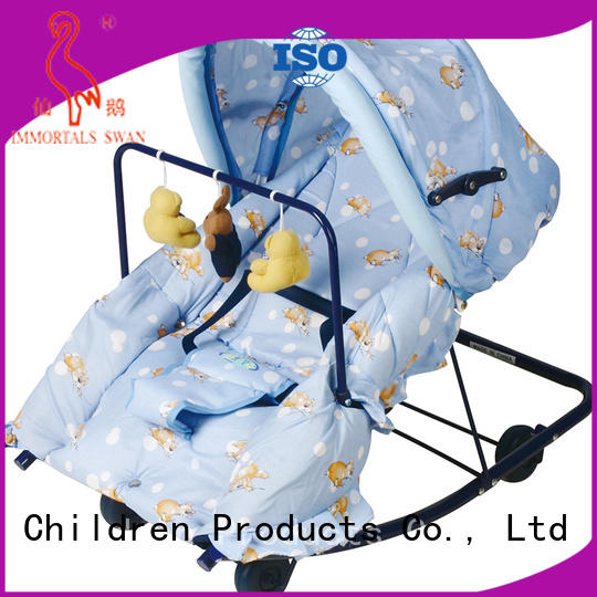 toddler hanging baby bouncer and rocker canopy Aoqi Brand