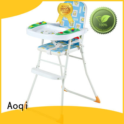 plastic adjustable high chair for babies directly sale for infant