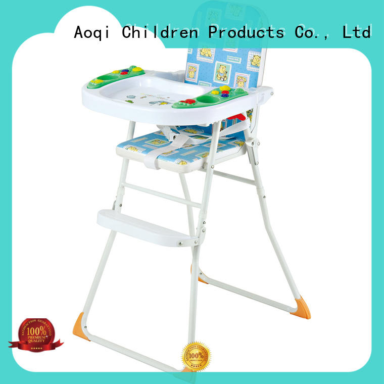 Aoqi special baby feeding high chair customized for infant