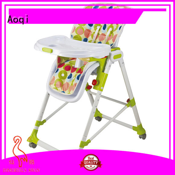 eating metal child high chair special Aoqi Brand