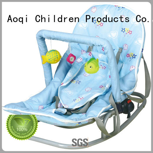 Aoqi professional baby bouncer price wholesale for infant