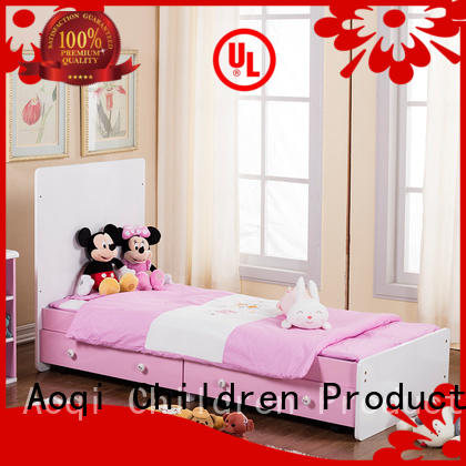 Aoqi Brand anti-mosquito braking multifunctional baby cots and cribs