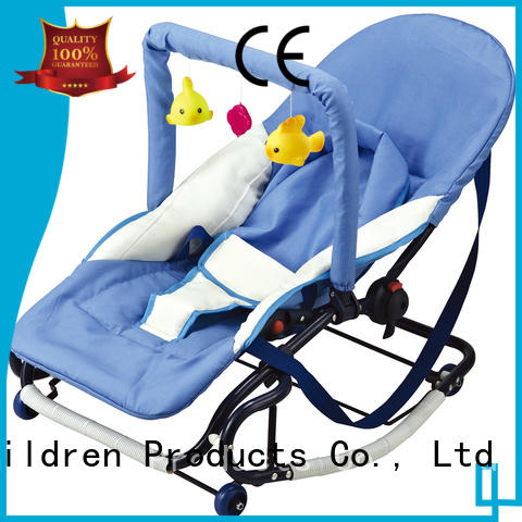 comfortable Hot baby bouncer and rocker comfortable Aoqi Brand rocking canopy baby