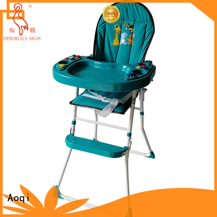 Aoqi baby feeding high chair from China for infant