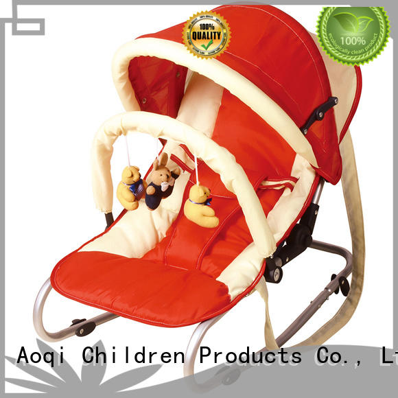 Aoqi newborn baby rocker supplier for bedroom