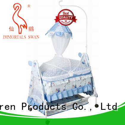 round shape baby cot price customized for babys room