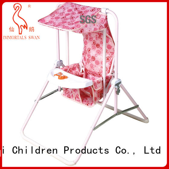 bouncer adjustable safe multifunctional Aoqi Brand cheap baby swings for sale supplier