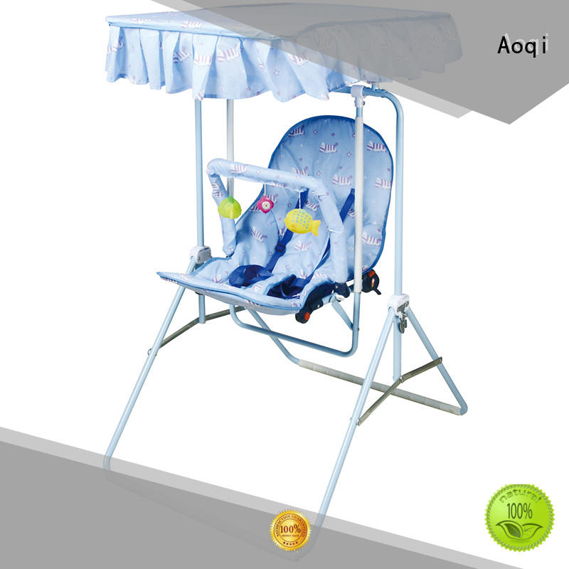 upright baby swing with good price for household Aoqi