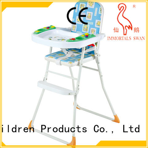 metal wholesale baby child high chair Aoqi