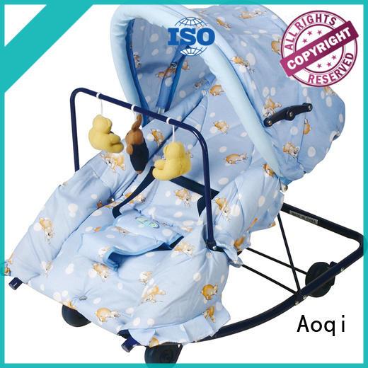 Aoqi simple baby rocker sale supplier for bedroom