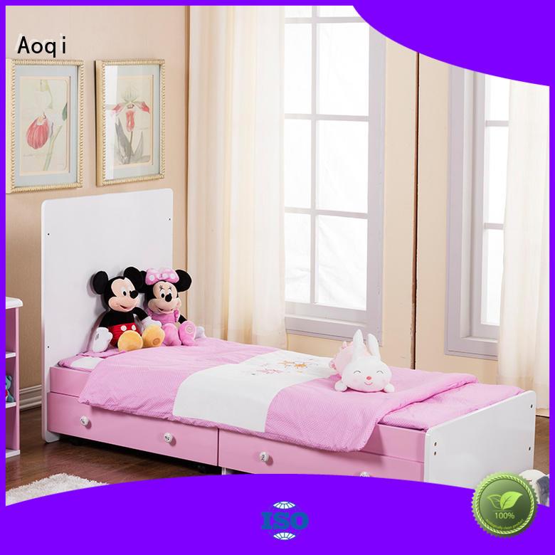 Aoqi Brand crib iron high quality baby cots and cribs