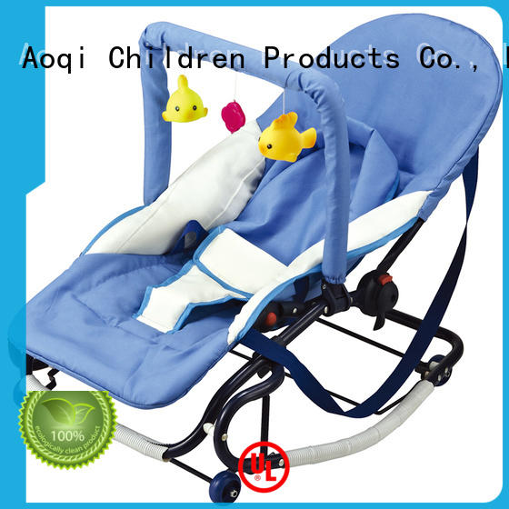 foldable unisex baby bouncer supplier for bedroom