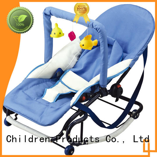 Aoqi portable baby bouncer factory price for toddler