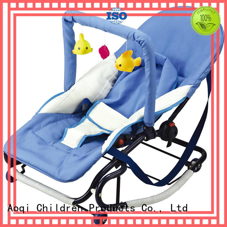 comfortable unisex baby bouncer factory price for toddler