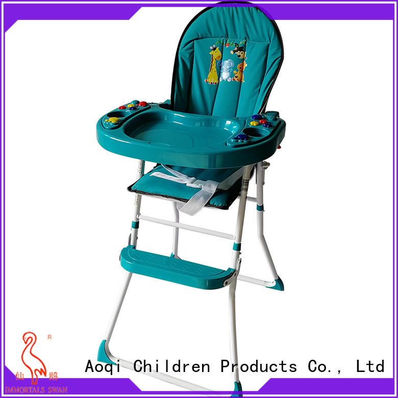 Aoqi child high chair from China for home