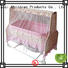 Aoqi Brand cabinet metal baby crib online manufacture