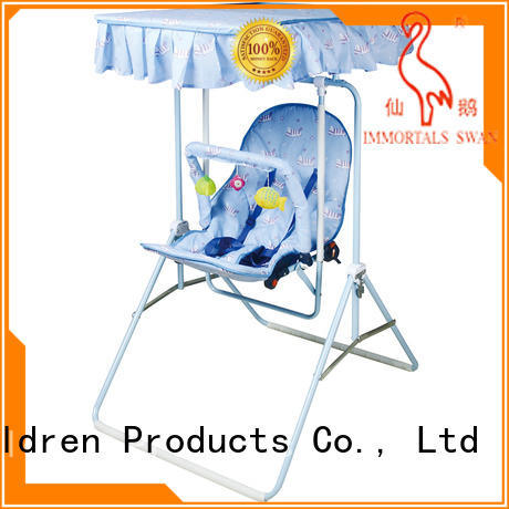 Wholesale multifunctional cheap baby swings for sale Aoqi Brand