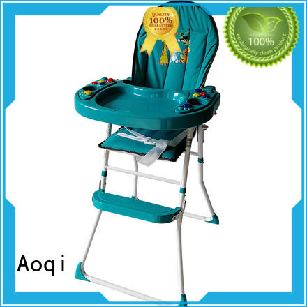 Aoqi dining child high chair from China for infant