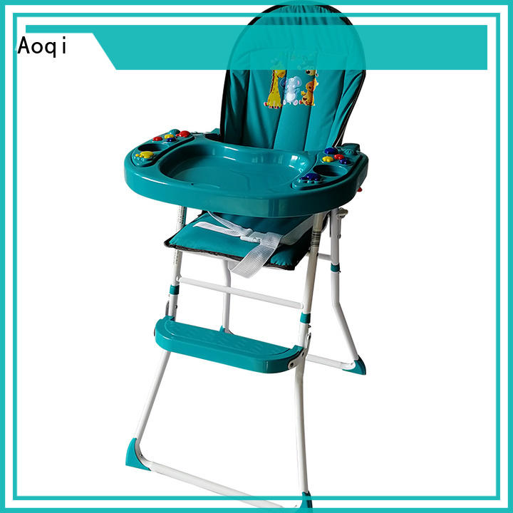 Aoqi cheap baby high chair from China for livingroom