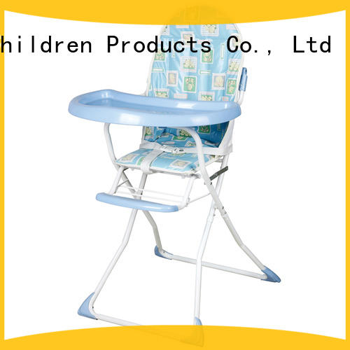 Aoqi portable foldable baby high chair from China for home