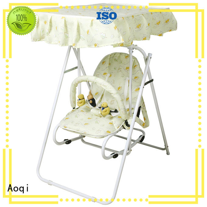 bouncer baby musical swing chair factory for kids