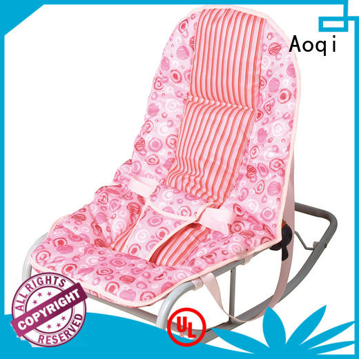 high quality bouncer baby bouncer and rocker Aoqi Brand