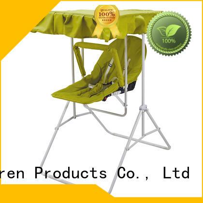 Custom high quality cheap baby swings for sale safe Aoqi