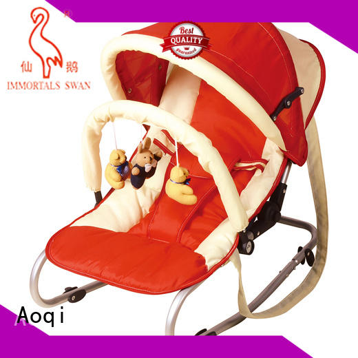 toys wholesale baby rocking chairs for sale Aoqi manufacture